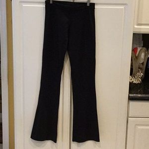 lululemon Black Flared Pants